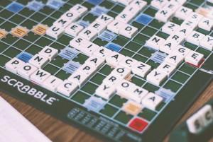 El juego del scrabble
